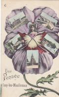 23409 ISSY Les MOULINEAUX - Une Pensée De. Ed  G I  Multi Vues