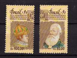 Brésil  Y&t N° 2346a Et B Neufs** - Unused Stamps