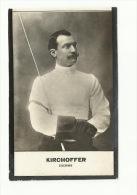 -ESCRIME-/ SCHERMEN   **KIRCHOFFER.** - Fencing