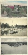 Robertville - 3 Cartes ( Village , Plage Et Lac ) - Waimes - Weismes