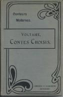 FR.- Voltaire. Contes Choisis. Précédés D'une Préface Accompagnés De Notes Explicatives, Par C.R.C. Herckenrath. 1898. 2 - Boeken, Tijdschriften, Stripverhalen
