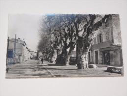 Carces Avenue Ferrandin CPSM - France