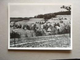 Czech Rep.  Schwarzenberg-Johannisbad  Janske Lazne- Riesengebirge -Krkonose D115606 - Czech Republic