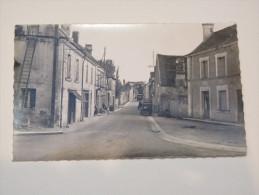 Le Petit Pressigny La Rue Principale CPSM - Francia
