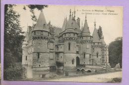 78 -  VIGNY - Environs De Melun - Le Château (1505) - Cour D'Honneur - Frankrijk