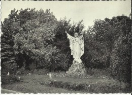 Héron -- Le  Monument  Du  Sacré - Coeur.   (2 Scans) - Héron