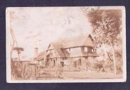 RP UNIQUE PC Posted 21 Dec 1910 NAIROBI Postmark + Stamp Now Kenya Used British East Africa Redirected To London - Kenya