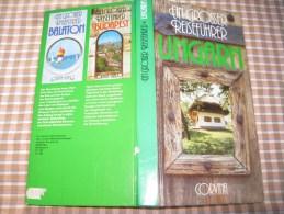 Ein Grosser Reisführer  UNGARN - Corvina -  1989 - 323 Pages Propre Complet - Hongrie
