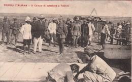 Tripoli Italiana,- Il Campo Di Aviazione A Tobruk - Non Viagg. Form. Picc. - Libya