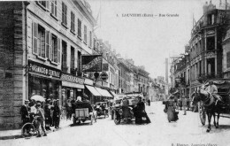 LOUVIERS  RUE GRANDE - Louviers