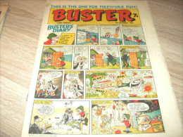 Buster : 5 Th November 1966 - Livres, BD, Revues