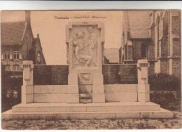 Westende Standbeeld, Monument (pk13420) - Westende