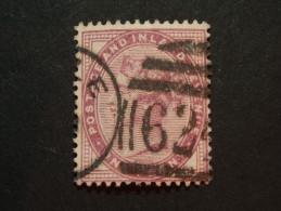 1881 Queen Victoria  Sg 172  1d Lilac - 1840-1901 (Victoria)