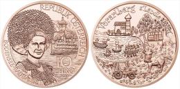 """Austria 10 Euros 2.013 Cobre """"Voralberg"""" SC/UNC   T-DL-10.816 - Autriche"""