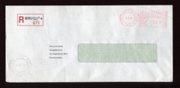 Belgien, Belgie, 1984, EMA, Freistempel, - Poststempel