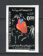 Maroc 1971. Yvert 613 Imperforated ** MNH. - Marruecos (1956-...)