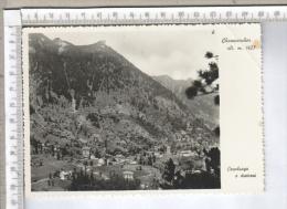 AB43152 CHAMPORCHER CAPOLUOGO E DINTORNI - Aosta