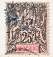 INDOCHINE  13   (o) - Indochina (1889-1945)