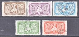 INDOCHINE  167-70   (o) - Indochina (1889-1945)