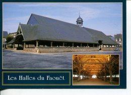 (DD 19) France - Halle Du Farouet - Halles