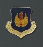 -P- PINS US AIR FORCES IN EUROPE - Militaria