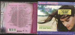 Sara Storer - Beutiful Circle - Limited Edition -  Original CD & DVD - Country & Folk