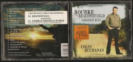 Colin Buchanan - Bourke To Beaconsfield - Original CD Mit 2 Zuvor Unveröffentlichten Titeln !!! - Country & Folk