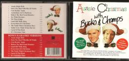 Aussie Christmas With Bucko & Champs - Colin Buchanan & Greg Champion  - Original CD - Country & Folk