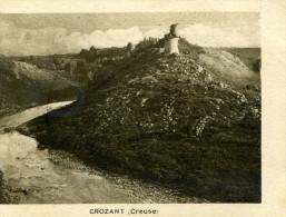 CHROMO .A L´ILE DE MADAGASCAR ..M.CLERET RUE ST-LO A ROUEN....CROZANT CREUSE - Other