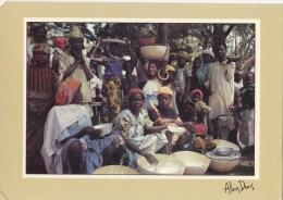 CPM Moundou Tchad Soeurs de lait Mbororo - Alain Denis