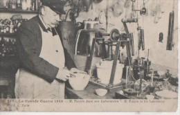 GRANDE GUERRE ( Mr Turpin Dans Son Laboratoire ) - Petits Métiers à Paris