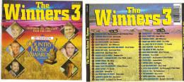 """TAMWORTH WINNERS  Volume 3 - 1995 - 2  Original CDs Aus Den Frühen Jahren Der """"Winners"""" - Country & Folk"""