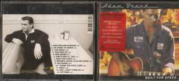 Adam Brand - Built For Speed - Limited Edition Mit Bonus CD ROM (siehe Scan Front) - Original CD & CD ROM - Country & Folk