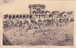 Cp , 40 , CAPBRETON , La Plage - Capbreton