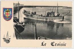 LE CROISIC  Retour De Pêche Animée - Le Croisic