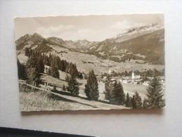 Austria - Vorarlberg -Riezlern Kleinwalsertal  Hirschegg-Wäldele   D115700 - Kleinwalsertal