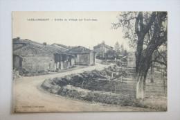 55 : Vadelaincourt - Entrée Du Village Par Souhesmes - France