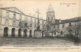 43 LE MONASTIER SUR GAZEILLE - La Place Du Couvent Et L'Ancienne Abbaye - France