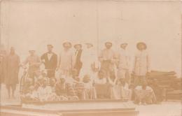 ¤¤   -  Carte Photo Non Située  -  Afrique  -  Africaines , Coloniaux , Missionnaires    -  ¤&curre - Postcards