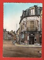 "1404 - FAY AUX LOGES -  Rue Des Maillets - ""café, Hotel De La Poste "" Cachets, Timbres (recto-verso) - Non Classificati"