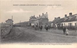 ¤¤   -  SAINT-LEGER-les-DOMART   -  Avenue De La Gare    -  ¤¤ - France