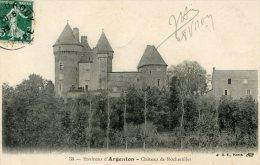 A3004 Cpa 36 Tendu - Château De Rocherolles - Non Classés