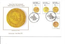 Monnaies ( FDC De Chypre Turc De 1997; à Voir) - Coins
