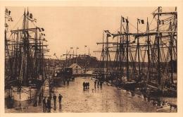 ¤¤  -   PAIMPOL   -  Les Bassins  -  Les Goëlettes   -  Voiliers   -  ¤¤ - Paimpol