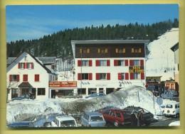 73 La Feclaz Hotel Central Monsieur Goutte Proprietaire ( Voitures Citroen 2 CV, Renault ) - Sin Clasificación