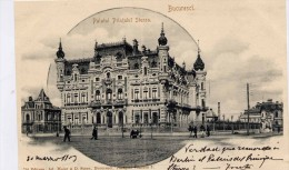 BUCAREST (RUMANIA).- PALATUL PRINTULUI STURZA - Rumania