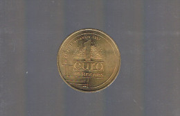 1 EURO De RENNES . 200 000 Exemplaires . - Euros Of The Cities