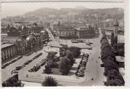 Luzern - Bahnhof - 1955 - LU Lucerne