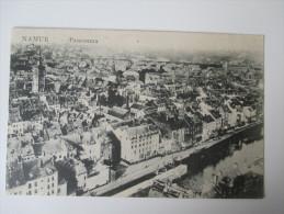 AK / Bildpostkarte 1916 Namur Panorama Feldpost 1. WK Verlag Phototypie Liegeoise, Liege - Namen