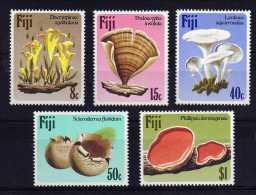Fiji - 1984 - Fungi - MNH - Fidji (1970-...)